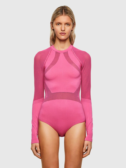 Diesel - UFBY-BODY-SML, Pink - Bodysuits - Image 1
