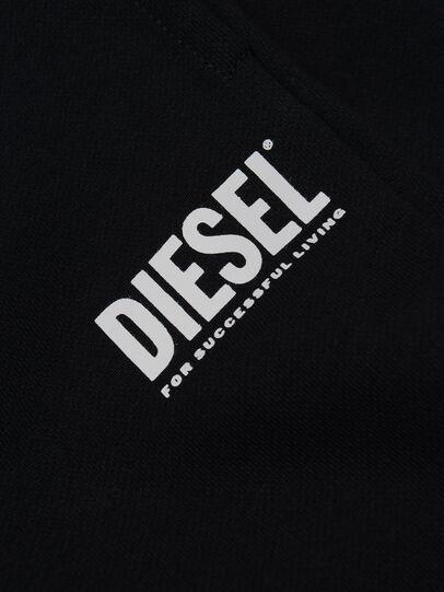 Diesel - PTARYLOGO, Black - Pants - Image 3