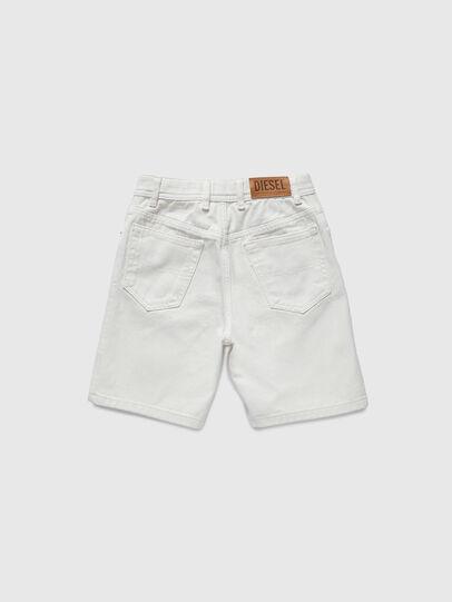 Diesel - PWILLOH, White - Shorts - Image 2