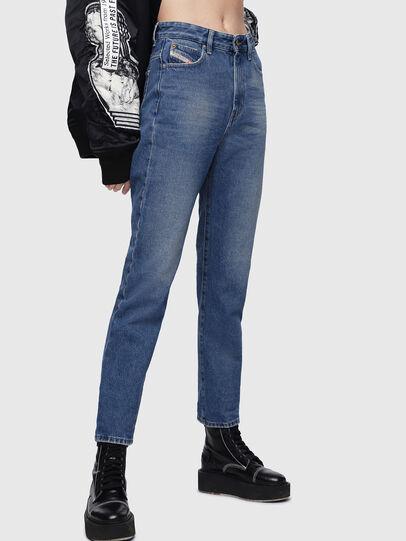 Diesel - D-Eiselle 0076X, Medium blue - Jeans - Image 3