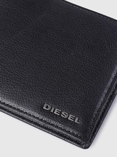 Diesel - NEELA S, Black Leather - Small Wallets - Image 4