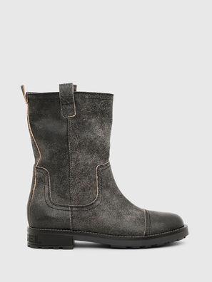 D-THROUPER HB, Black - Boots