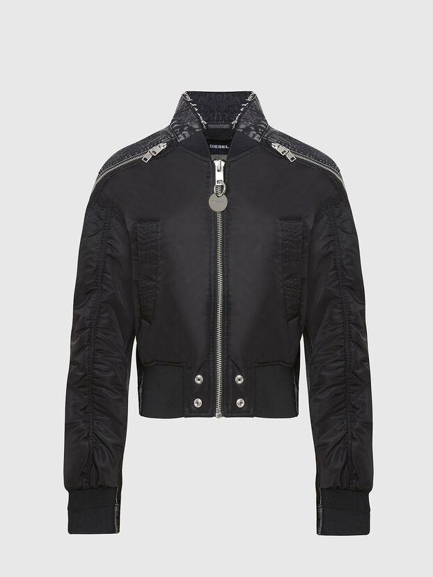 G-DANIEL, Black - Jackets