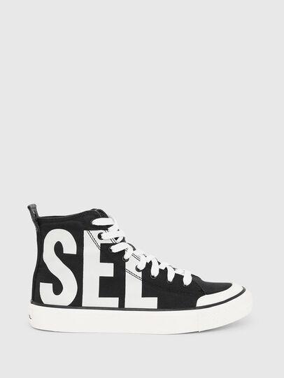 Diesel - S-ASTICO MC W, Black/White - Sneakers - Image 1