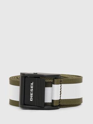 B-FIRE, Olive Green - Belts