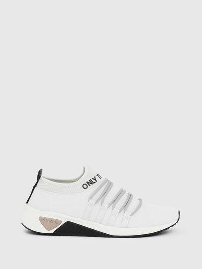 Diesel - S-KB SL II W, White - Sneakers - Image 1