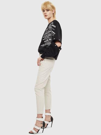 Diesel - Fayza 009BX, Dirty White - Jeans - Image 4