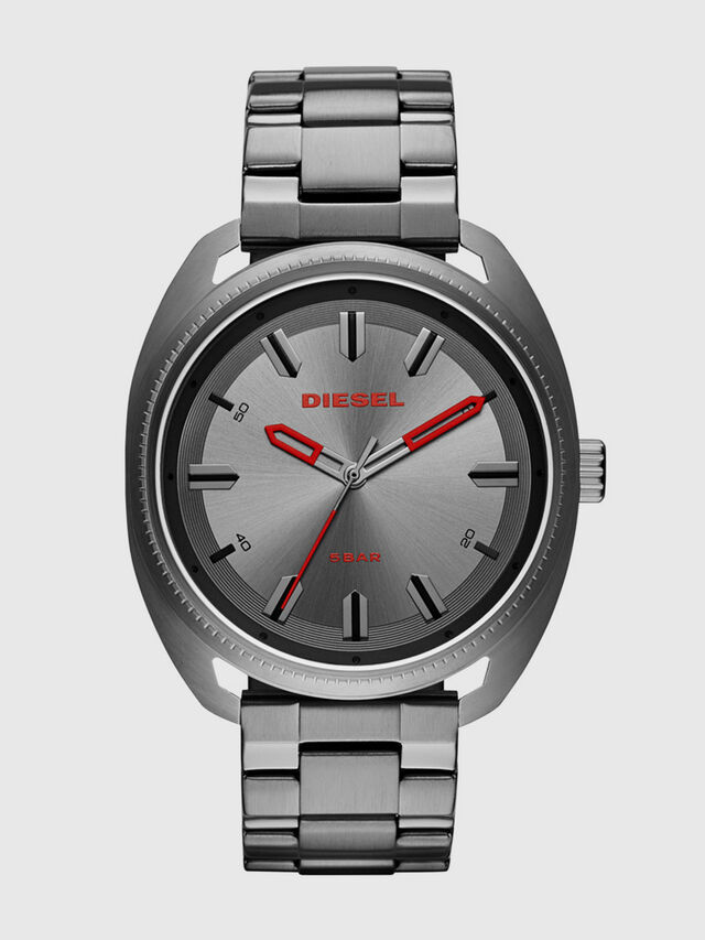 Diesel - DZ1855, Silver - Timeframes - Image 1