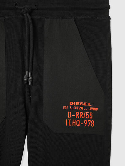 Diesel - UMLB-PETER-W, Black - Pants - Image 3