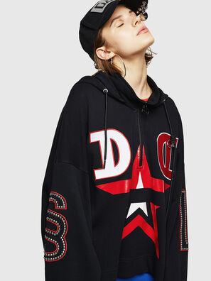 F-AVAH-PR, Black - Sweaters