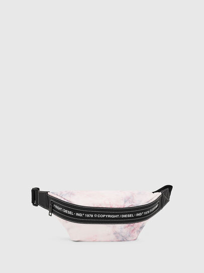 Diesel - NELUMBO, Pink - Belt bags - Image 1