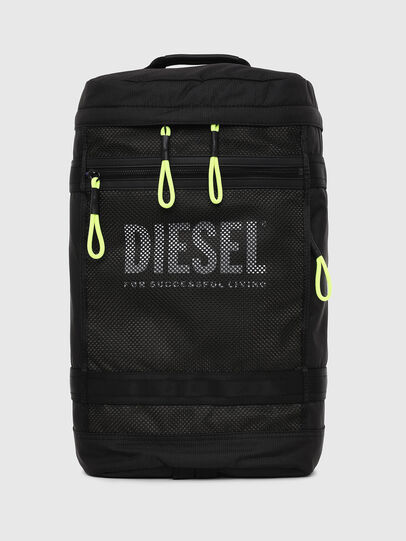 Diesel - MALU, Black/Blue - Backpacks - Image 1