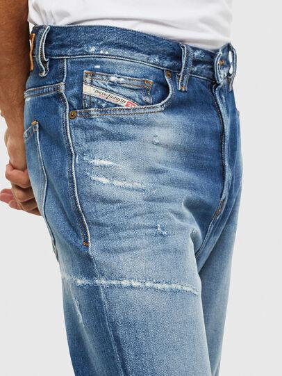 Diesel - D-Vider 0097B, Medium blue - Jeans - Image 3