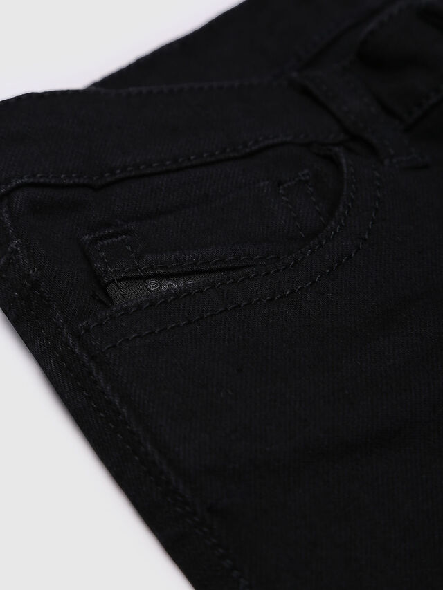 KIDS SKINZEE-LOW-J-N, Black - Jeans - Image 3