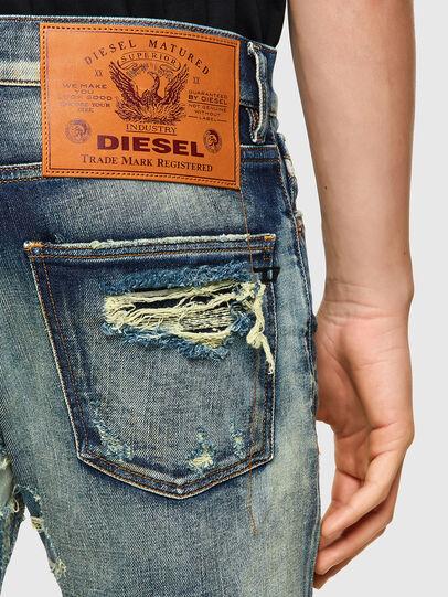 Diesel - D-Kras 009VI, Light Blue - Jeans - Image 3