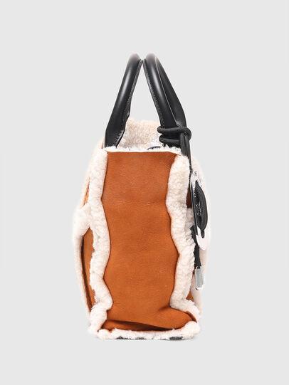 Diesel - DHALIA XS, Brown - Satchels and Handbags - Image 3