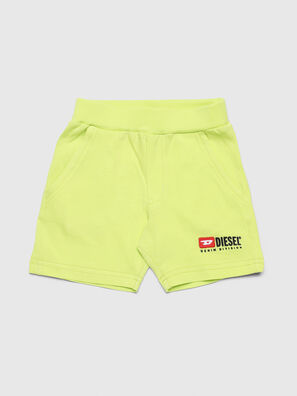 PUXXYB, Yellow Fluo - Shorts