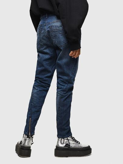 Diesel - Fayza JoggJeans 083AS, Dark Blue - Jeans - Image 2
