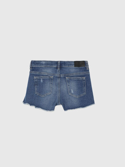 Diesel - PRIFTY, Medium blue - Shorts - Image 2