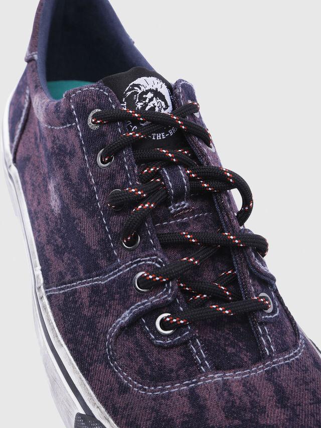Diesel - S-FLIP LOW, Violet - Sneakers - Image 4