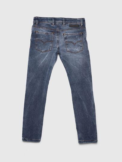 Diesel - SLEENKER-J JOGGJEANS-N, Light Blue - Jeans - Image 2