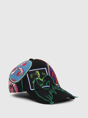 CEPAT, Multicolor/Black - Caps