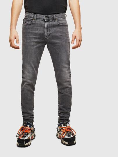Diesel - D-Amny 009AJ, Black/Dark grey - Jeans - Image 1