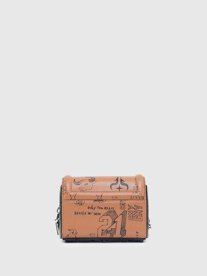 Diesel - CL - YBYS S CNY, Beige - Crossbody Bags - Image 2