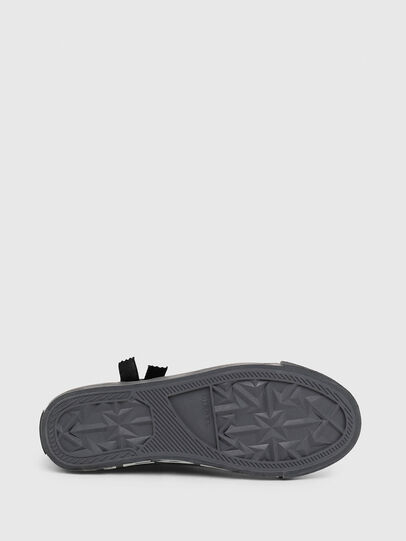 Diesel - S-ASTICO MID ZIP SP, Black - Sneakers - Image 4