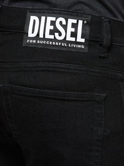 Diesel - D-Amny 009KR, Black/Dark grey - Jeans - Image 5