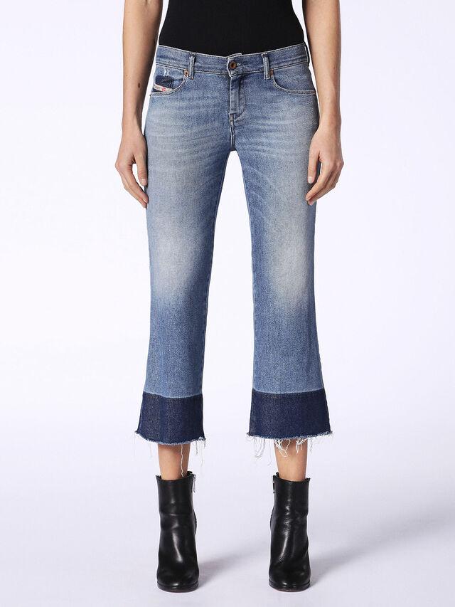SANDY-KICK-R 084TF, Blue Jeans