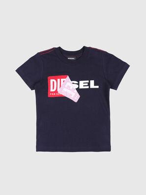 TOQUEB MC-R, Black - T-shirts and Tops