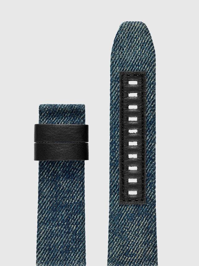 Diesel DZT0001, Blue Jeans - Smartwatches - Image 1