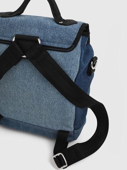 Diesel - DENIPACK, Blue Jeans - Backpacks - Image 7