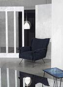DL0F55 CLOUDSCAPE, Blue - Armchairs