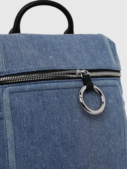 Diesel - ERACLEA II, Blue Jeans - Backpacks - Image 6