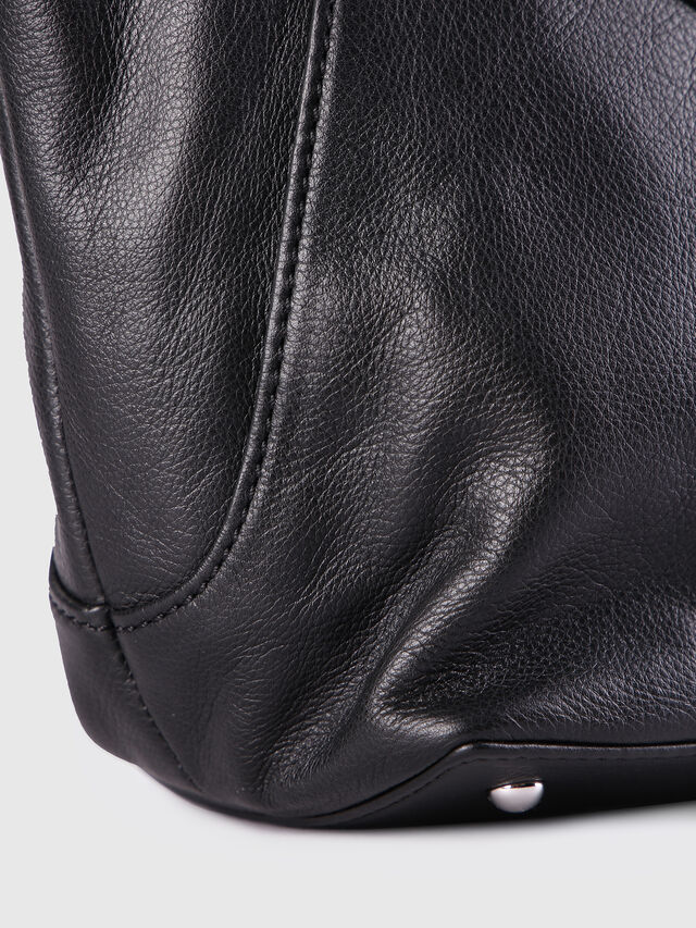 Diesel LE-NINNA, Black - Shopping and Shoulder Bags - Image 5
