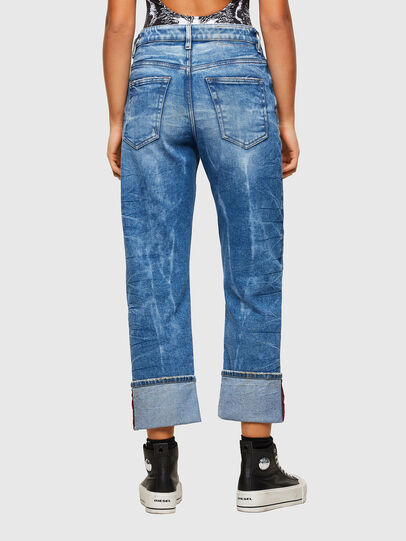 Diesel - D-Reggy 009MV, Light Blue - Jeans - Image 2
