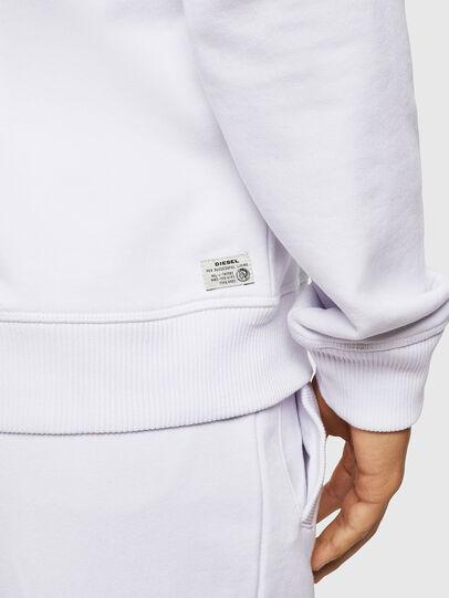 Diesel - UMLT-BRANDON, White - Sweaters - Image 3