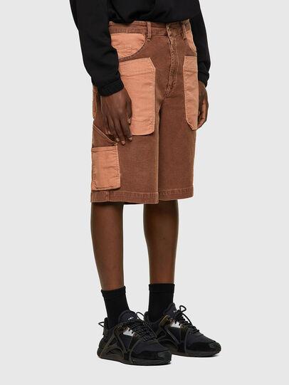 Diesel - D-CHAD-SP-NE, Light Brown - Shorts - Image 3