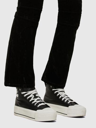 Diesel - D-Earlie JoggJeans® 069UJ, Black/Dark grey - Jeans - Image 5
