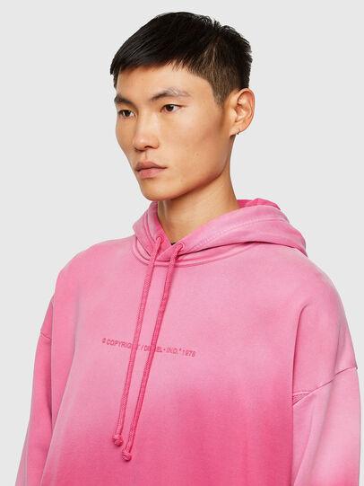 Diesel - S-UMMERIB-A81, Pink - Sweaters - Image 3