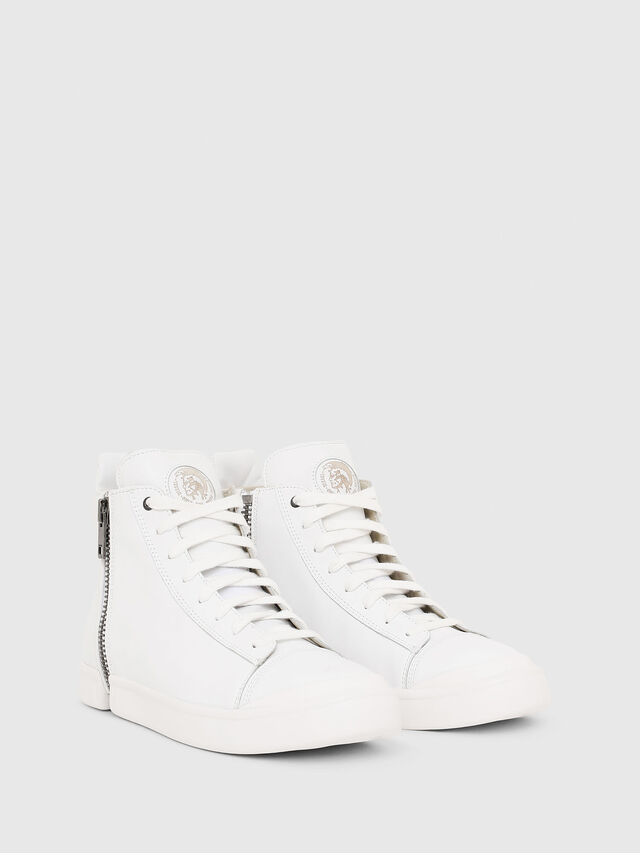 Diesel S-NENTISH, White - Sneakers - Image 2
