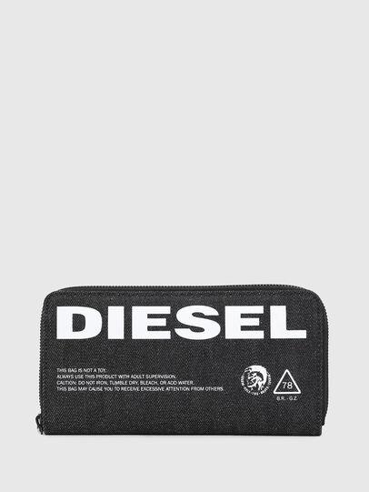 Diesel - 24 ZIP,  - Zip-Round Wallets - Image 1