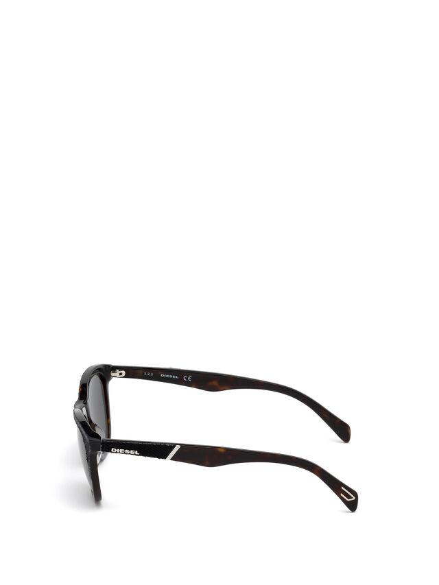 Diesel - DM0192, Dark Blue - Sunglasses - Image 3