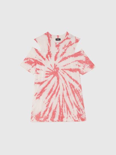 Diesel - DOPELTD, Pink/White - Dresses - Image 1