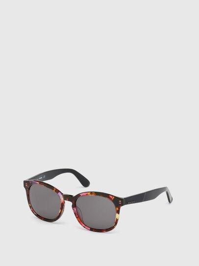Diesel - DM0190, Brown - Sunglasses - Image 4