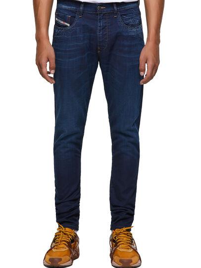 Diesel - D-Strukt JoggJeans® 069WS, Dark Blue - Jeans - Image 1