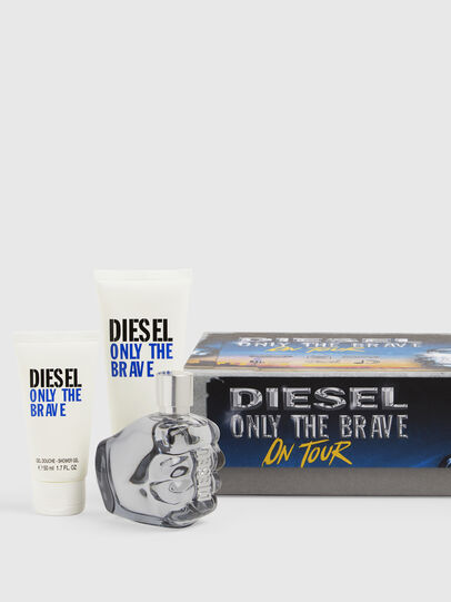 Diesel - ONLY THE BRAVE 75 ML GIFT SET, Azure - Only The Brave - Image 1