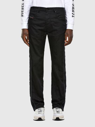 Diesel - KROOLEY JoggJeans® 0KAYO, Black/Dark grey - Jeans - Image 1
